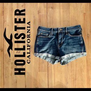Hollister High Rise Short Short Vintage Stretch, 7